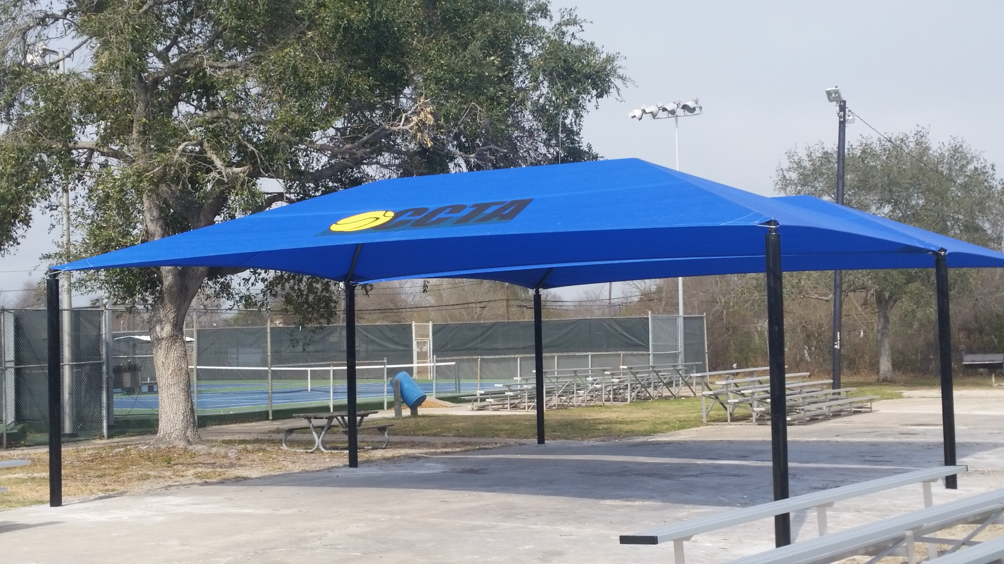 South Texas Canvas | Canvas Awnings | Shades | Truck Tarps