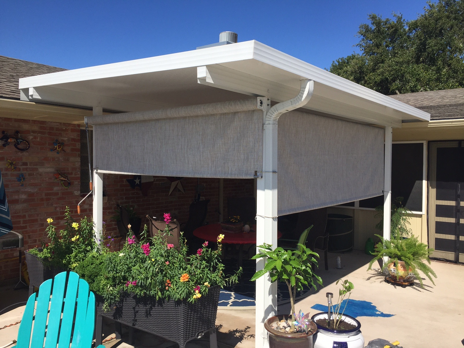 South Texas Canvas Canvas Awnings Shades